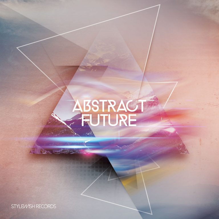 Abstract Future CD Cover Artwork