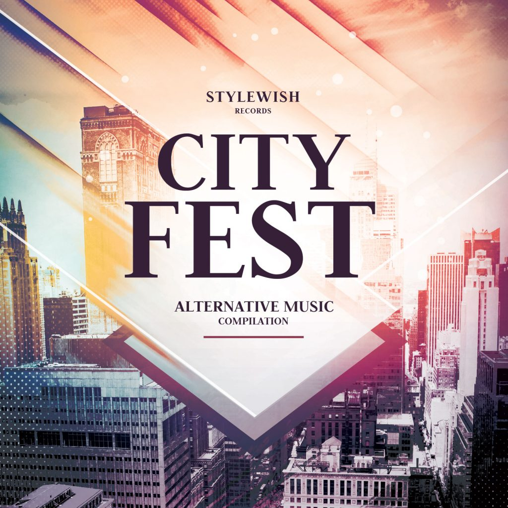 City Fest CD Cover Artwork