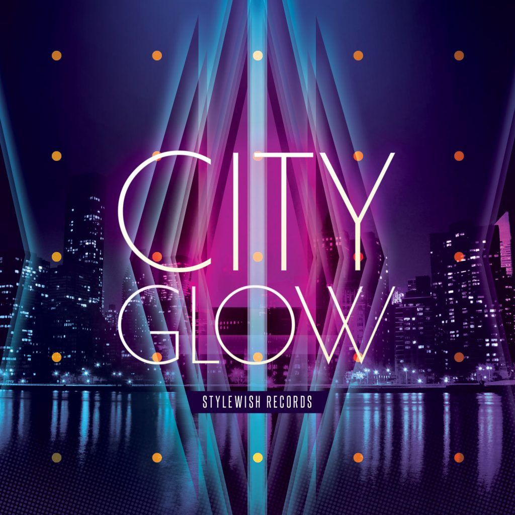 City Glow CD Cover Artwork
