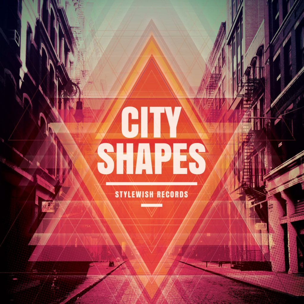 City Shapes CD Cover Artwork