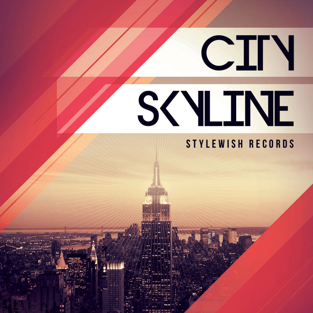 City Skyline CD Cover Artwork