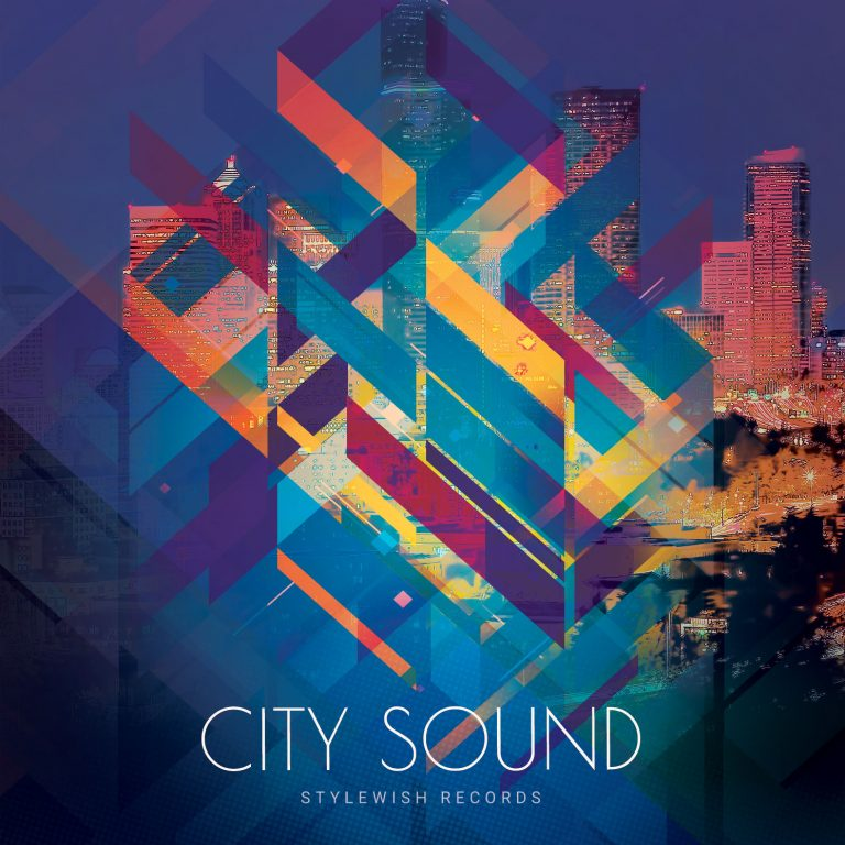 City Sound CD Cover Artwork