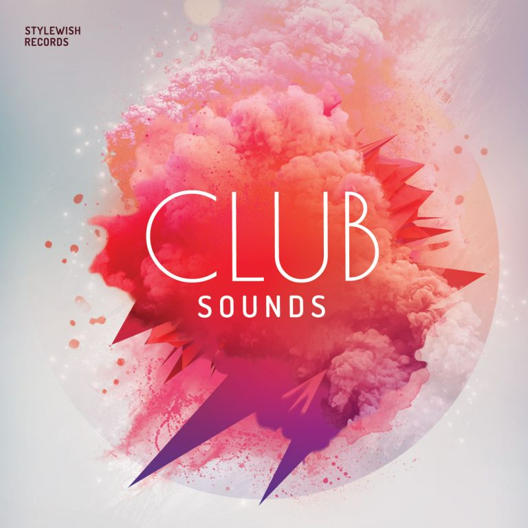 Club Sounds CD Cover Artwork
