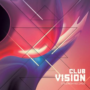 Club Vision CD Cover Artwork