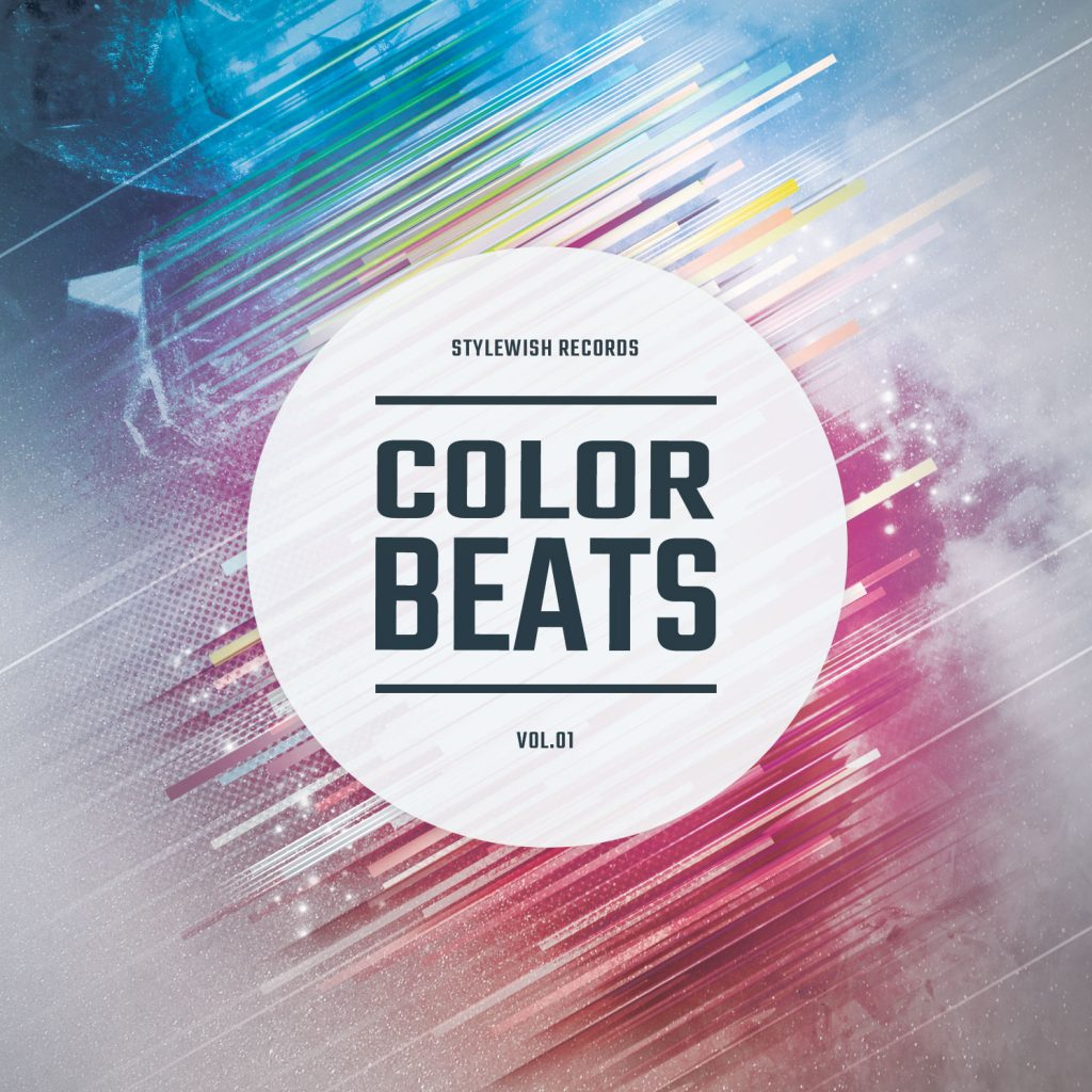 Color Beats CD Cover Artwork