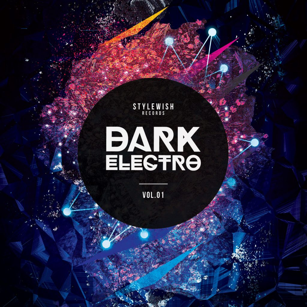 Dark Electro CD Cover Artwork