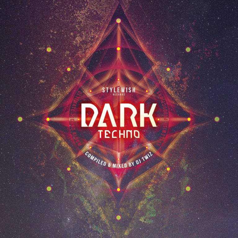 Dark Techno CD Cover Artwork