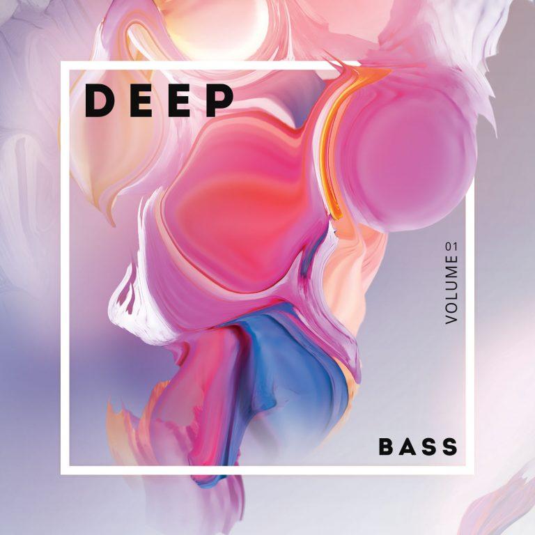 Deep Bass CD Cover Artwork