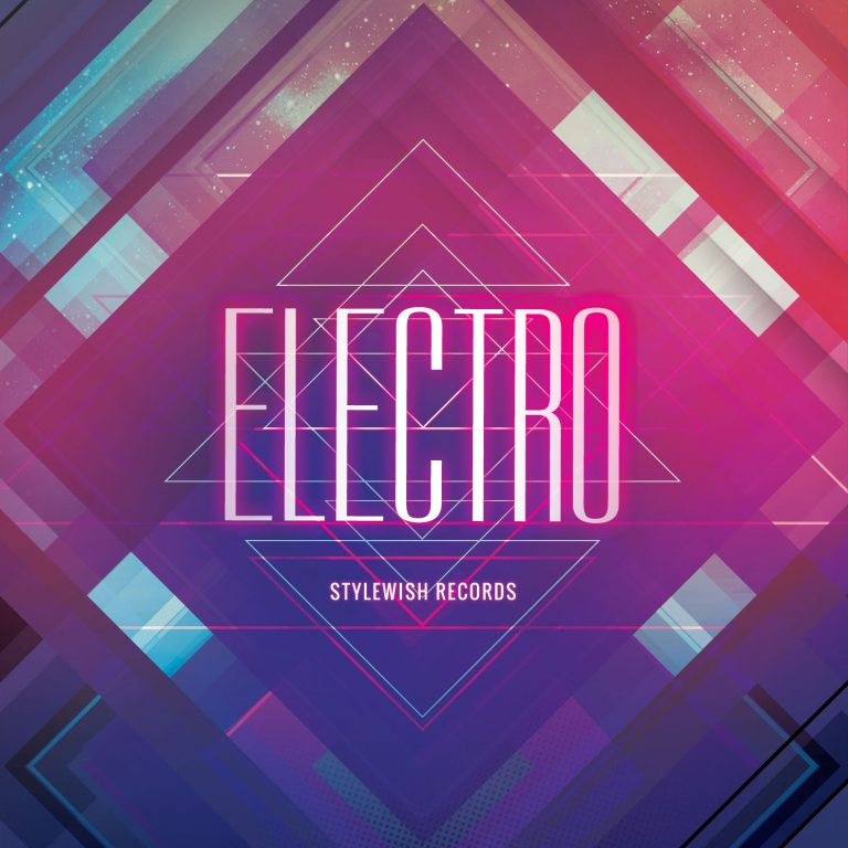 Electro CD Cover Artwork