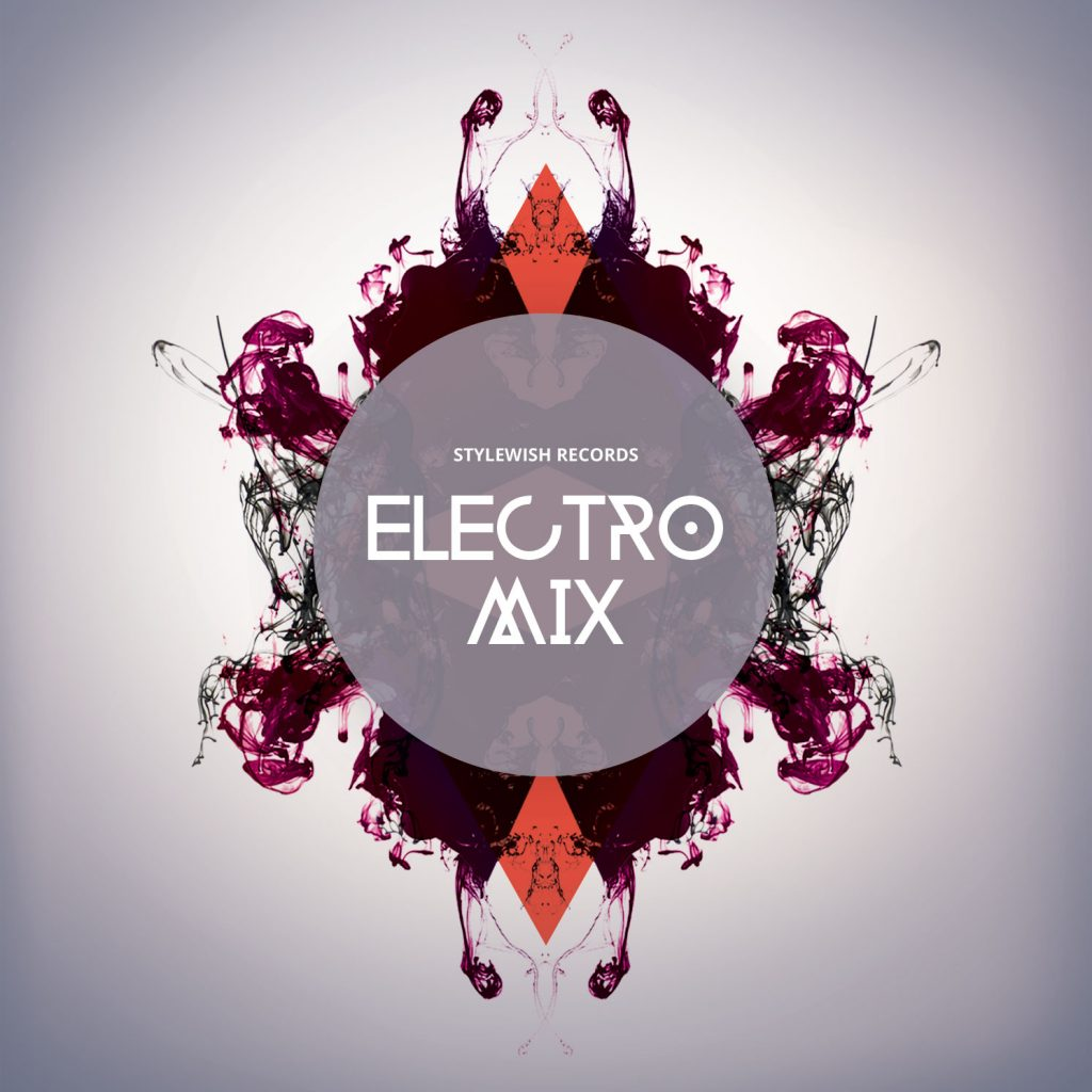Electro Mix CD Cover Artwork
