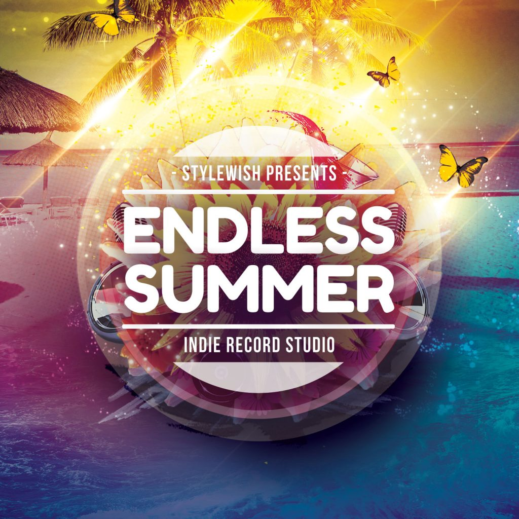 Endless Summer CD Cover Artwork