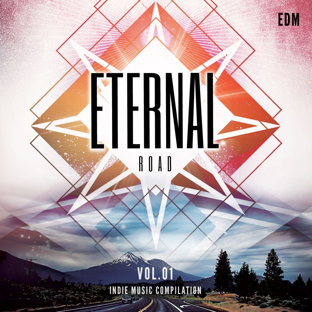 Eternal Road CD Cover Artwork