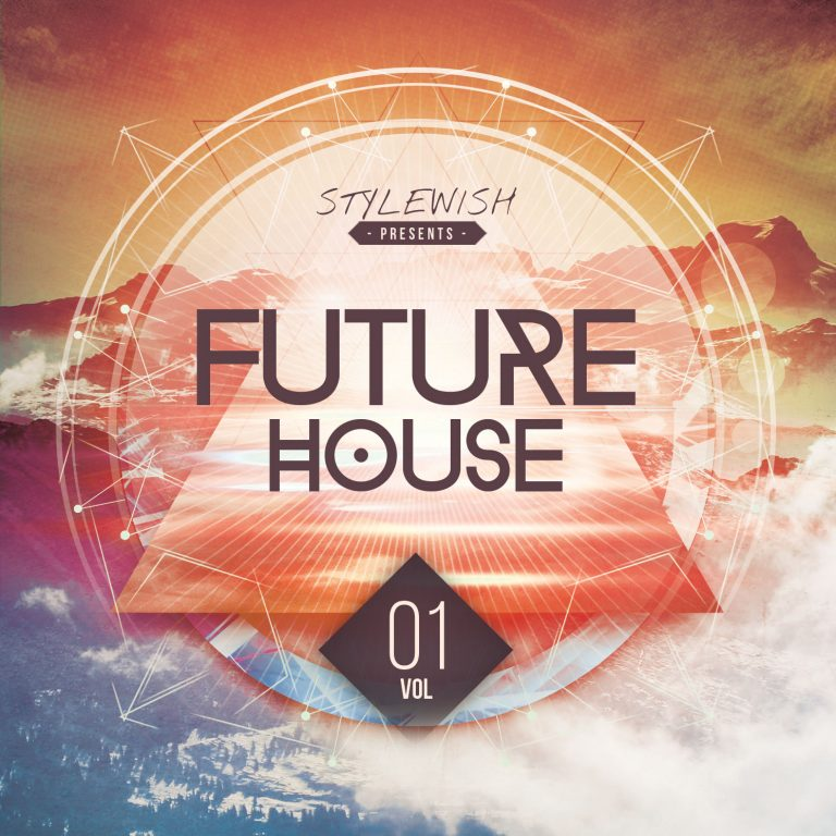 Future House CD Cover Artwork