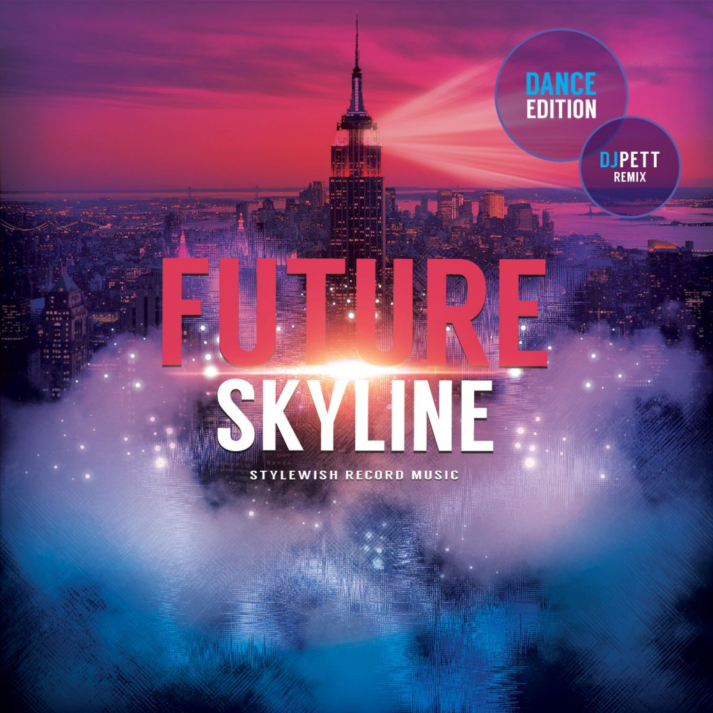 Future Skyline CD Cover Artwork