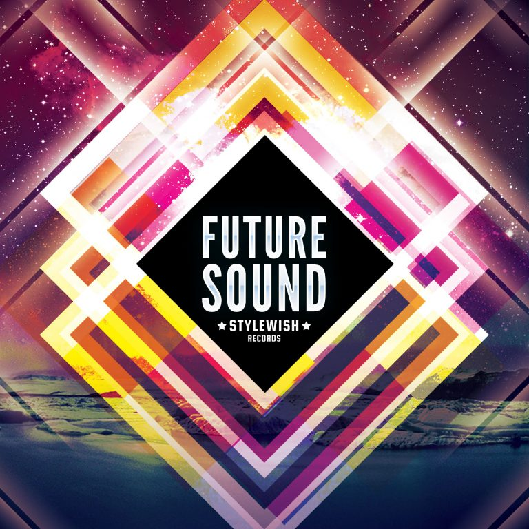 Future Sound CD Cover Artwork