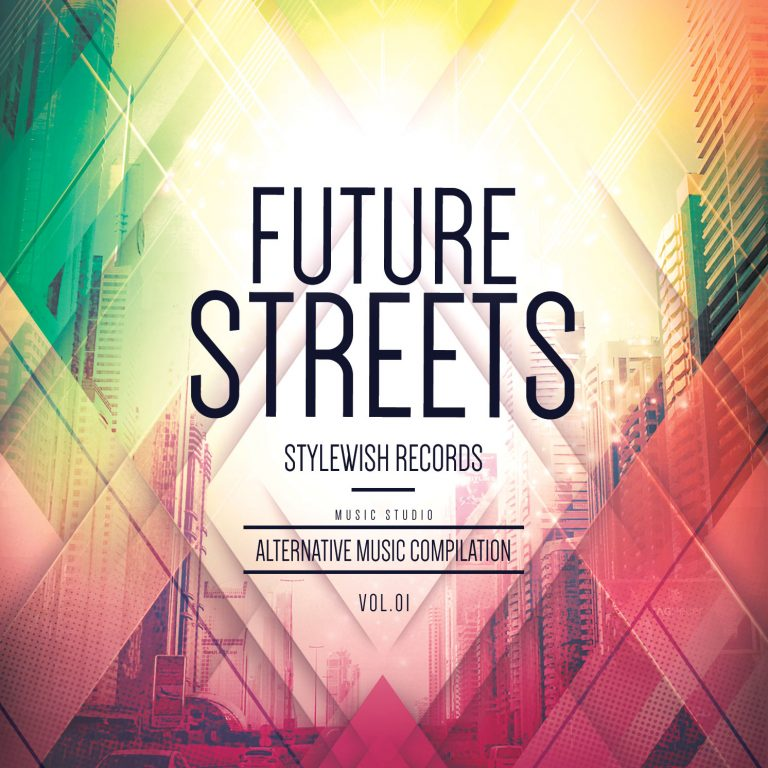Future Streets CD Cover Artwork