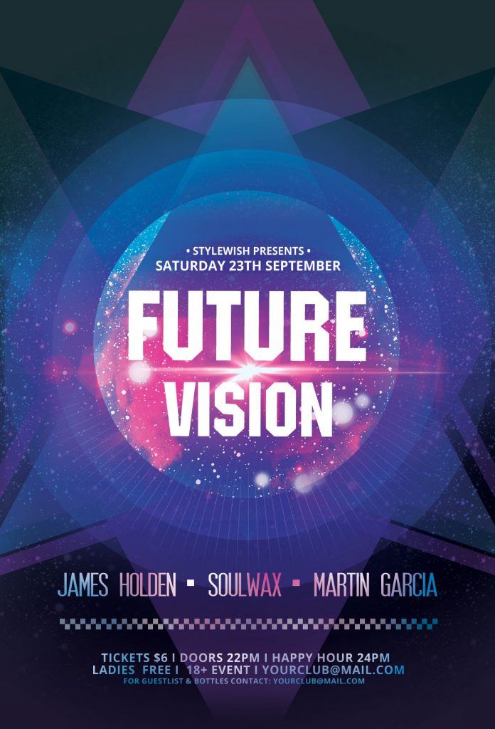 Future Vision Flyer Template
