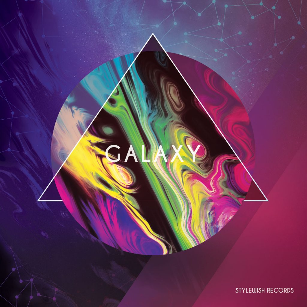 Galaxy CD Cover Artwork