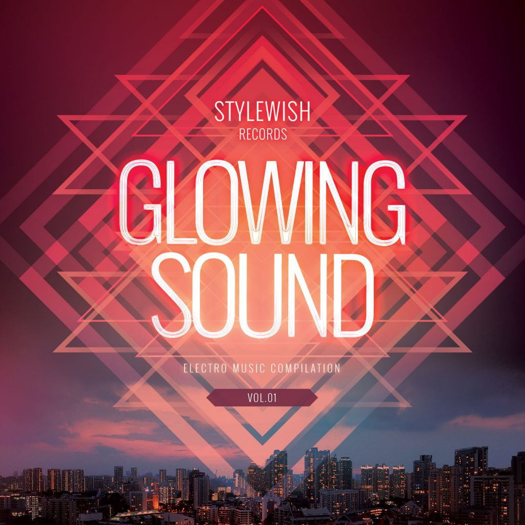 Glowing Sound CD Cover Artwork