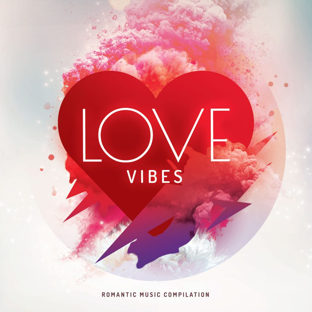 Love Vibes CD Cover Artwork