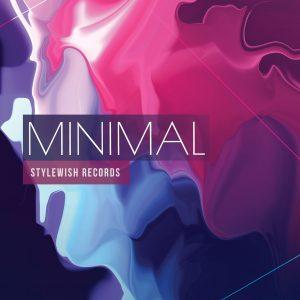 Minimal CD Cover Artwork