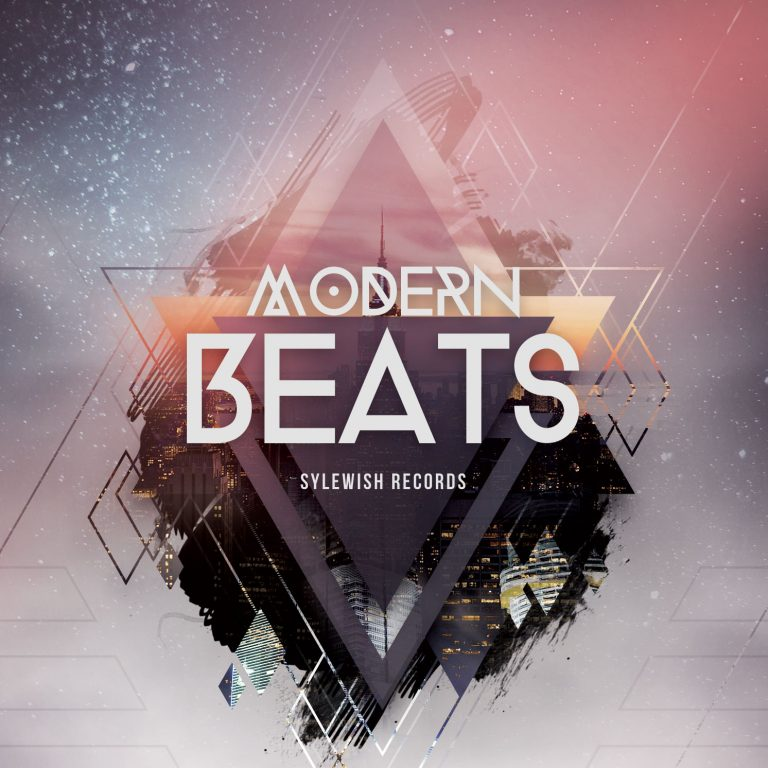 Modern Beats CD Cover Artwork