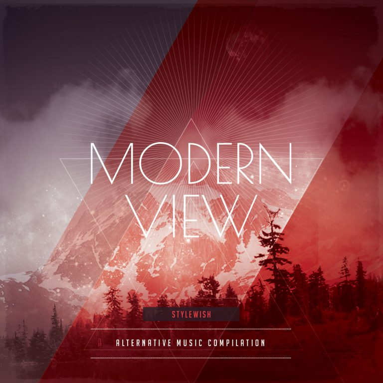 Modern View CD Cover Artwork