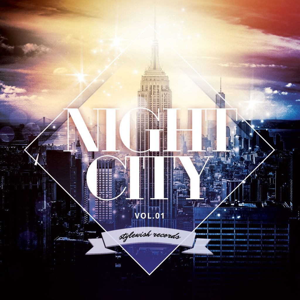 Night City CD Cover Artwork