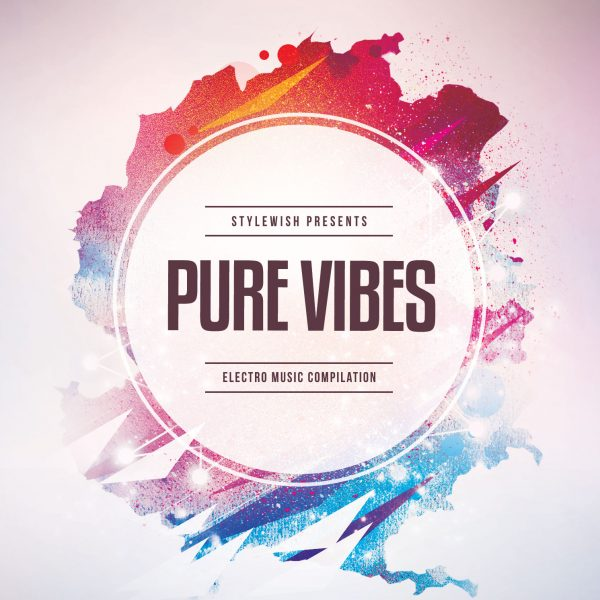 Pure Vibes CD Cover Artwork