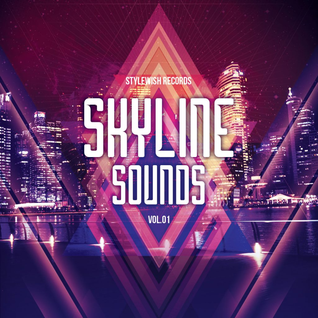 Skyline Sounds CD Cover Artwork