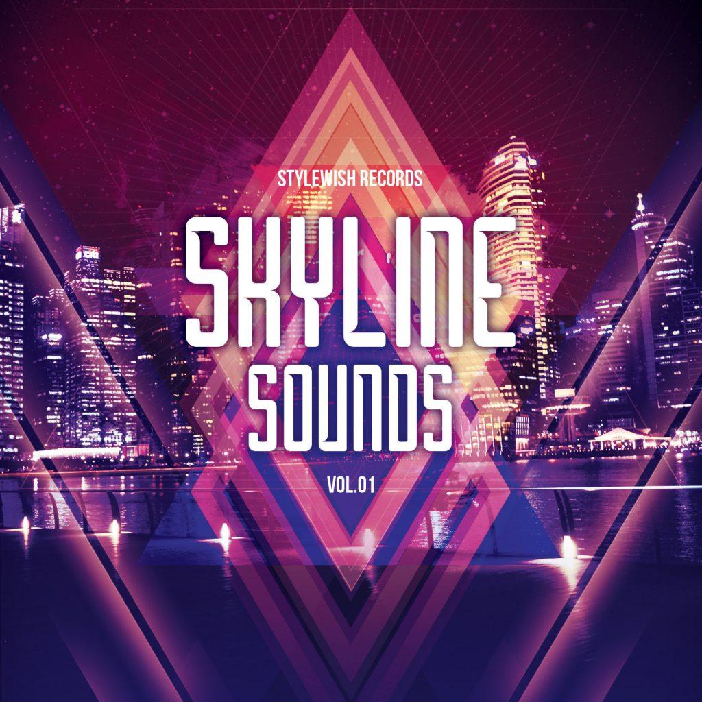 Skyline Sounds CD Cover Artwork