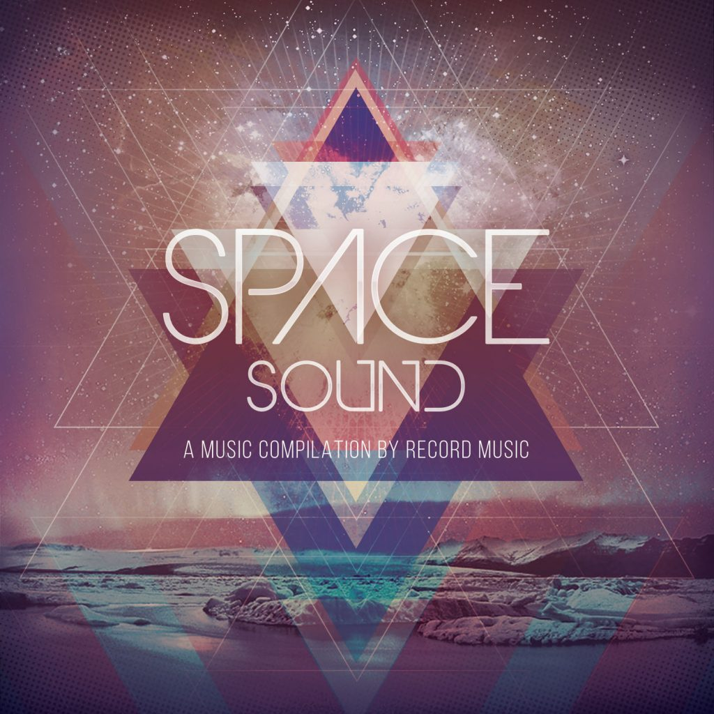 Space Sound CD Cover Artwork