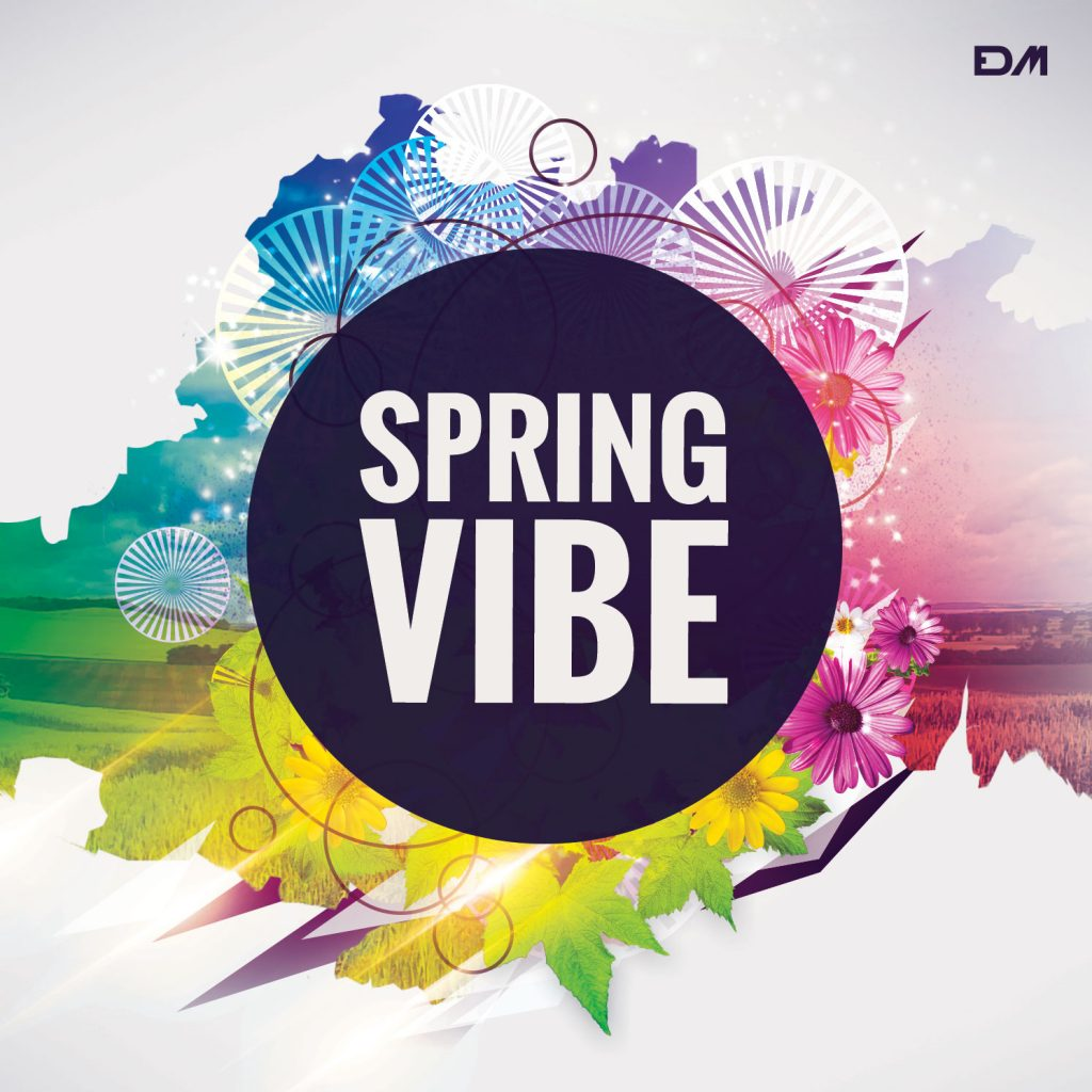 Spring Vibe CD Cover Artwork