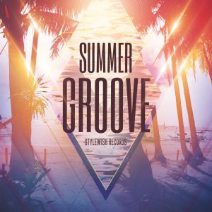 Summer Groove CD Cover Artwork