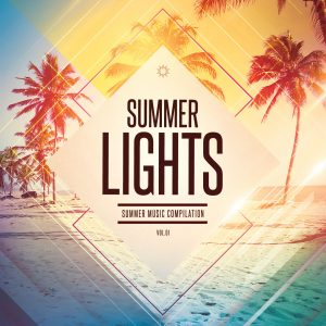 Summer Lights CD Cover Artwork