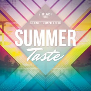 Summer Taste CD Cover Artwork