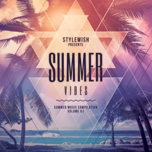 Summer Vibes CD Cover Artwork