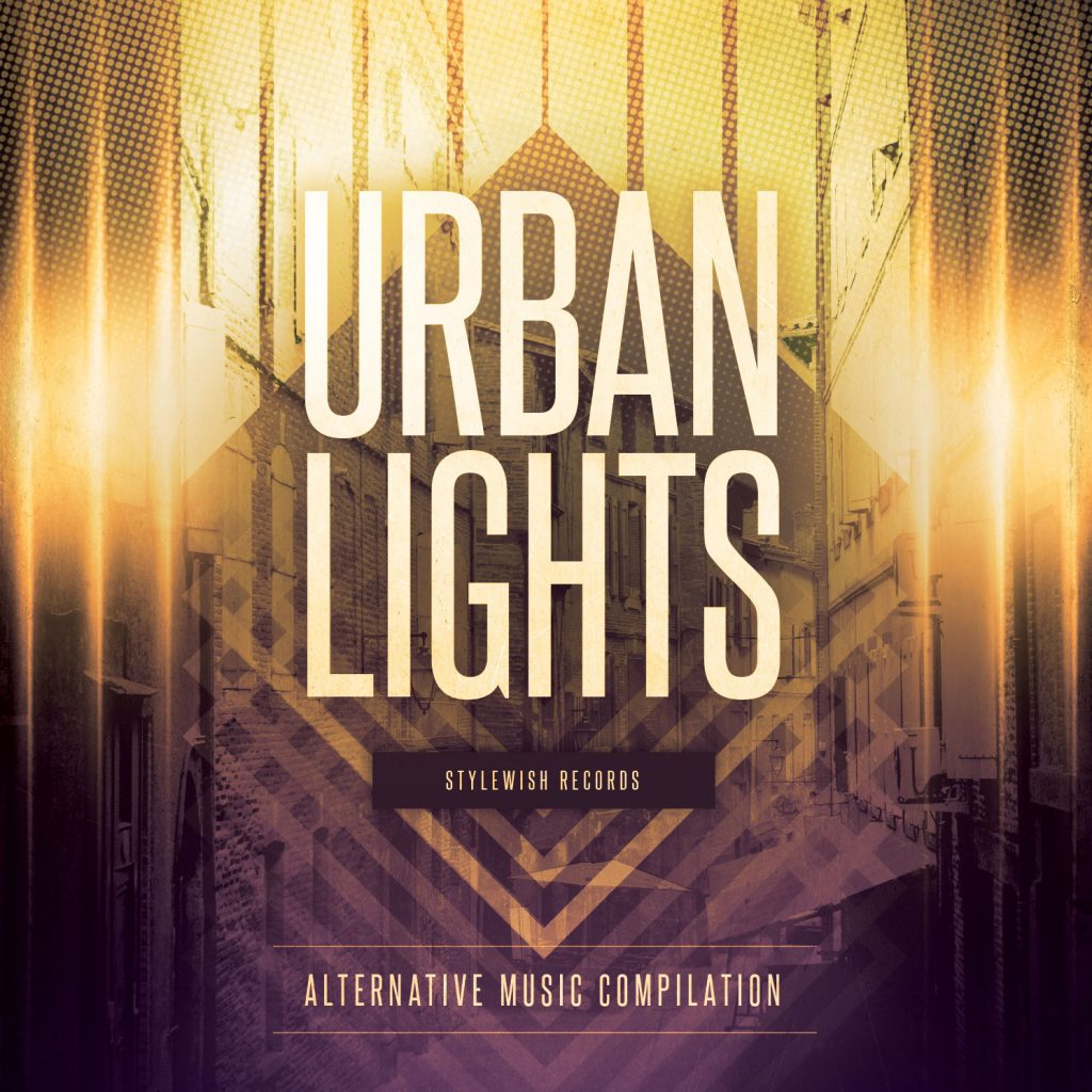 Urban Lights CD Cover Artwork