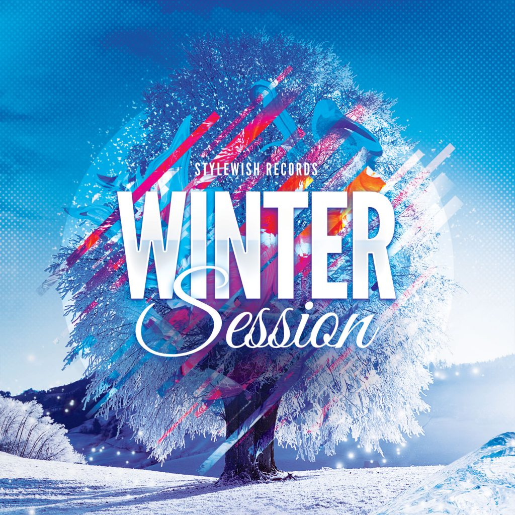 Winter CD Cover Artwork