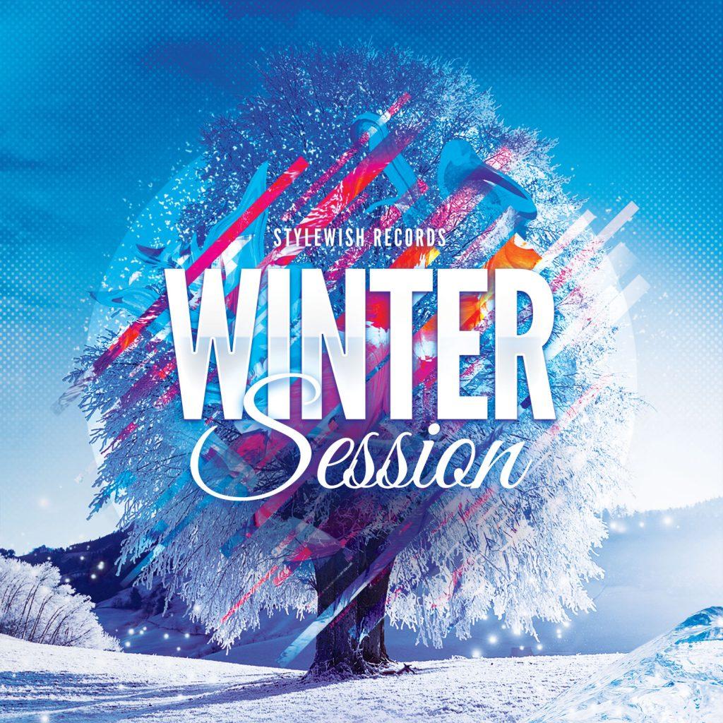 Winter CD Cover Artwork