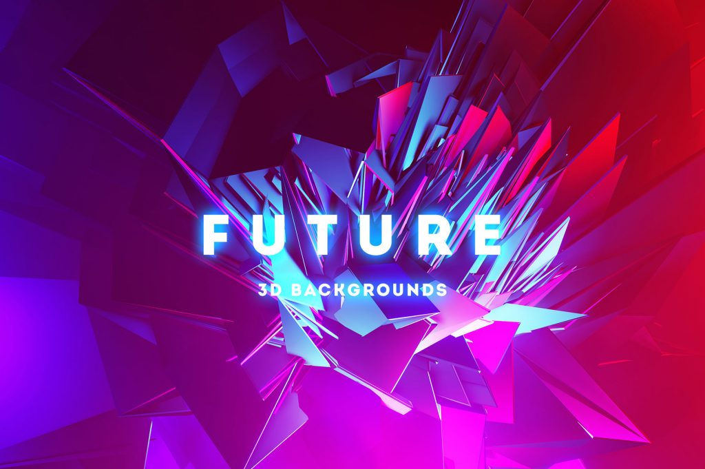 Future - 3D Backgrounds
