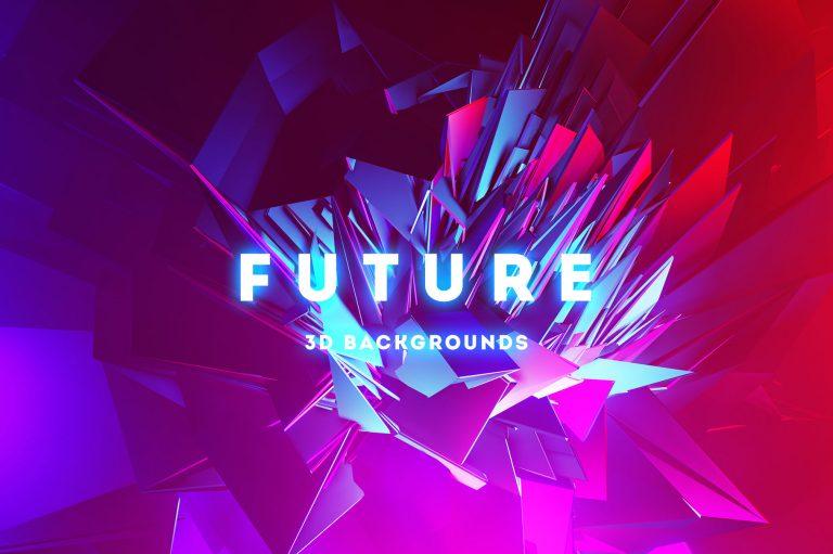 Future - 3D Backgrounds