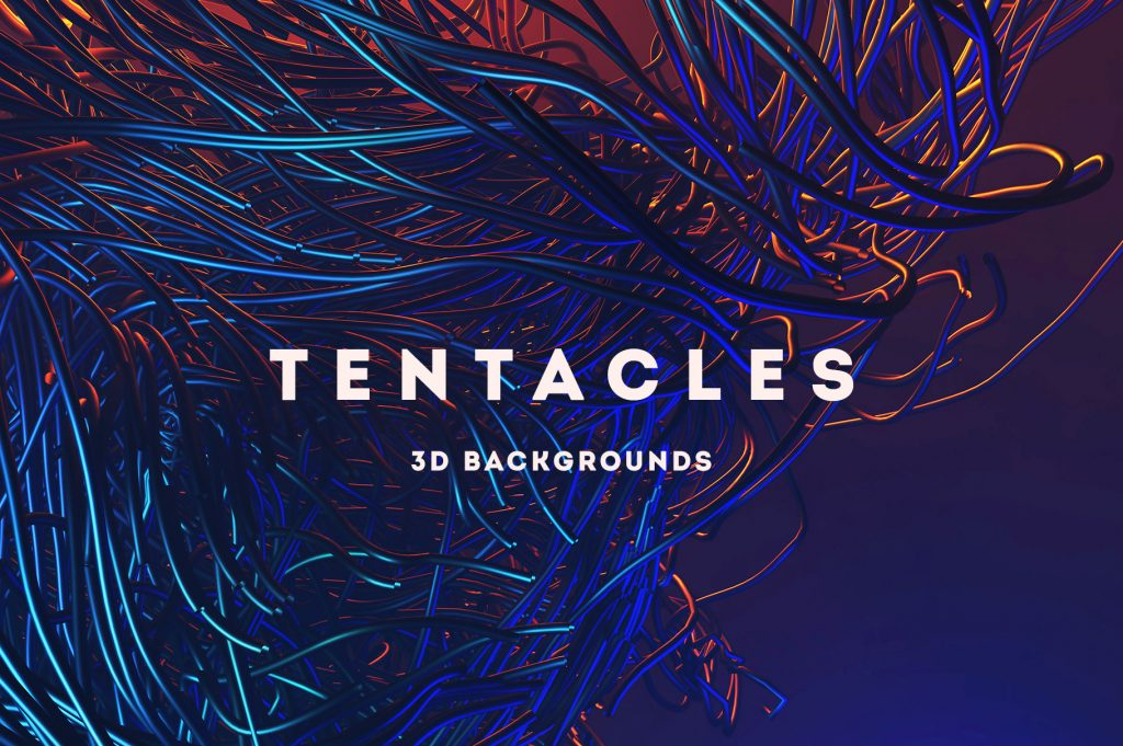 Tentacles - 3D Backgrounds
