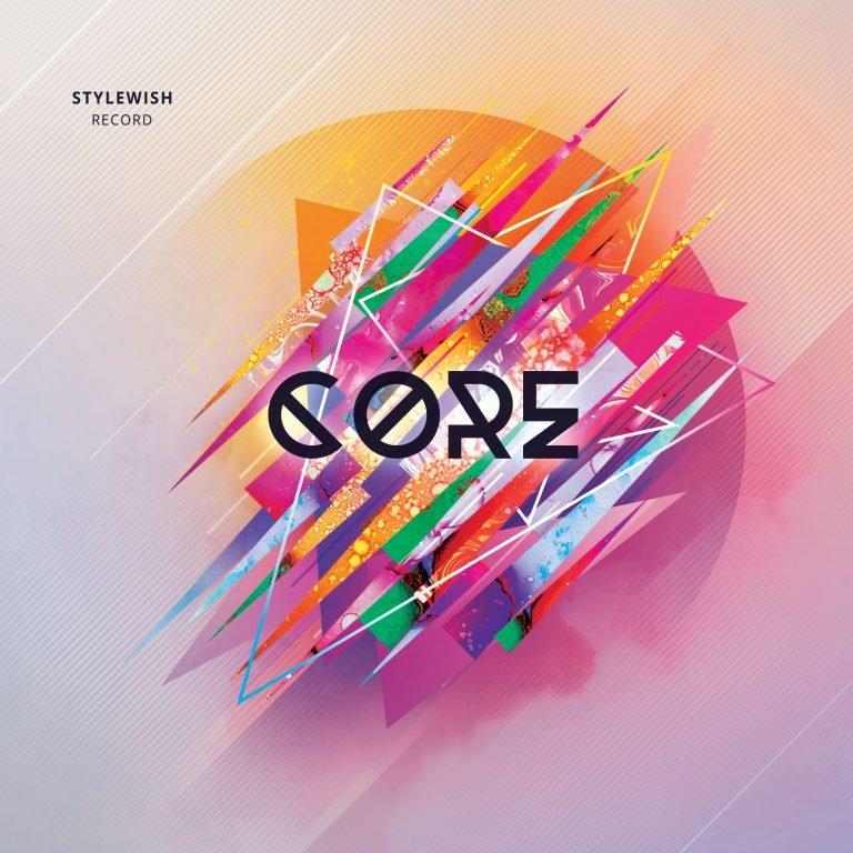 Core CD Cover Artwork