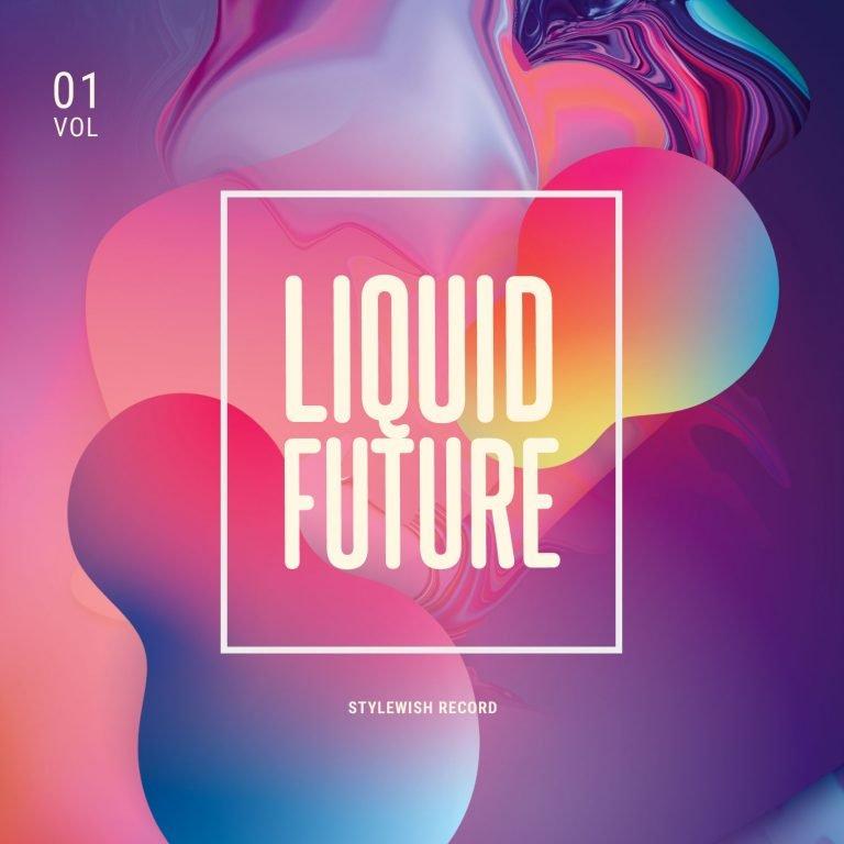 Liquid Future CD Cover Artwork