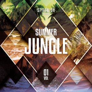 Summer Jungle CD Cover Artwork