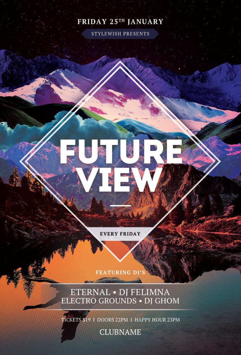Future View Flyer