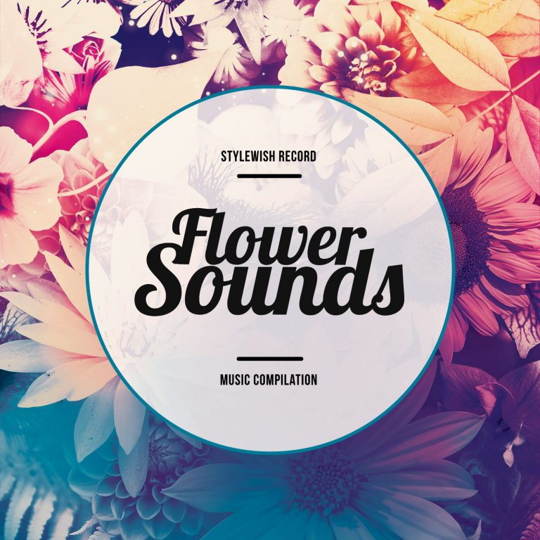 Flower Sounds CD Cover---Front