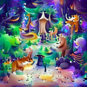 AI Fairy Tale