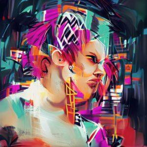AI Punk 4